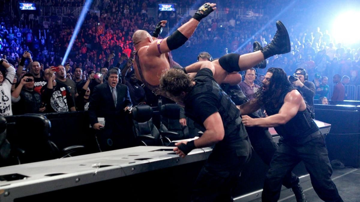 Image result for the shield tlc 2012