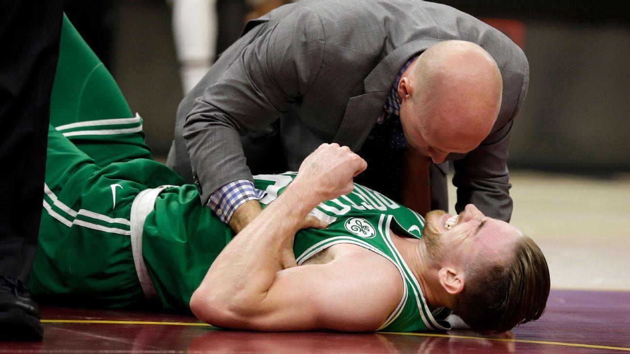 Celtics, Cavs both affected by Hayward injury
