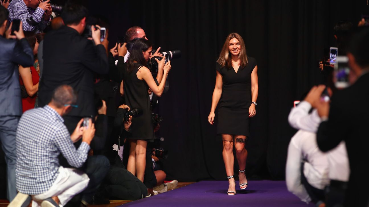 Serena Williams absence opens up new wave in women's tennis at WTA Finals in Singapore