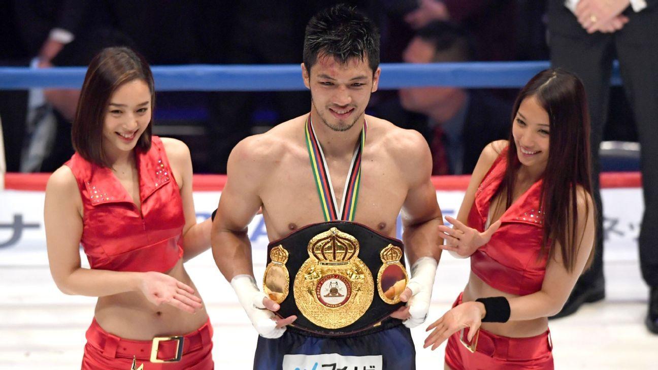 Ryota Murata beats Hassan N'Dam to win WBA middleweight title