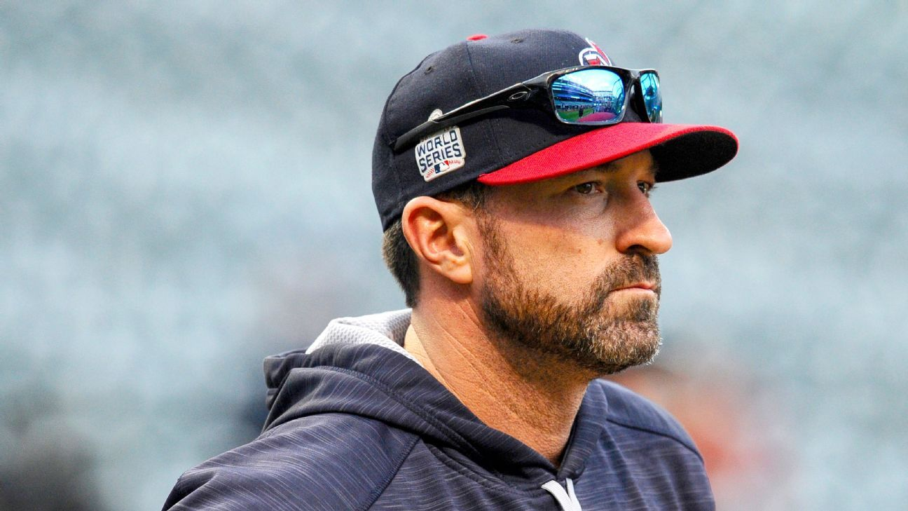 Mickey Callaway to be named manager of New York Mets