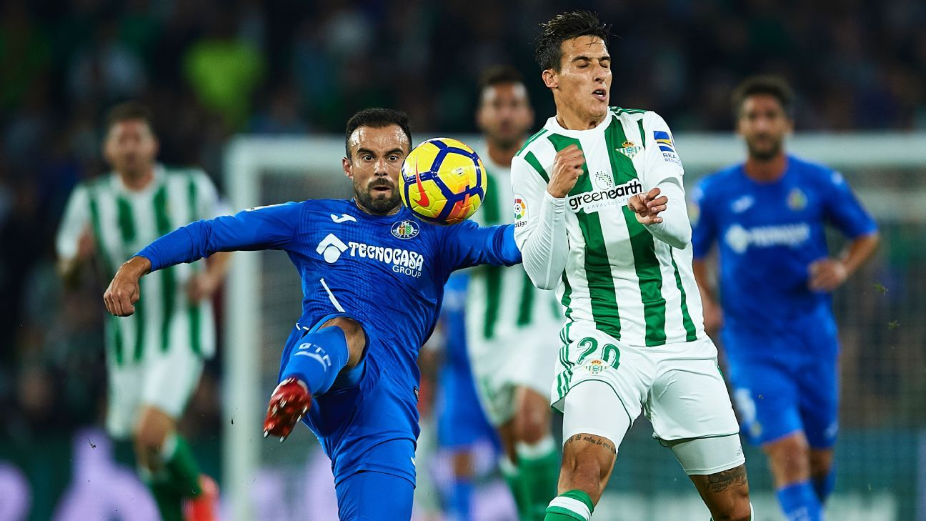Real Betis Vs Getafe