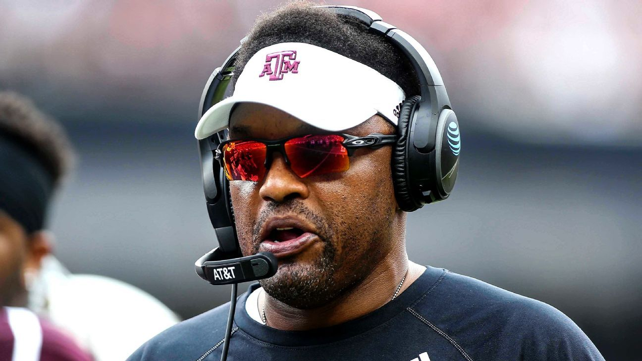 Texas A&M Aggies fire coach Kevin Sumlin after six seasons