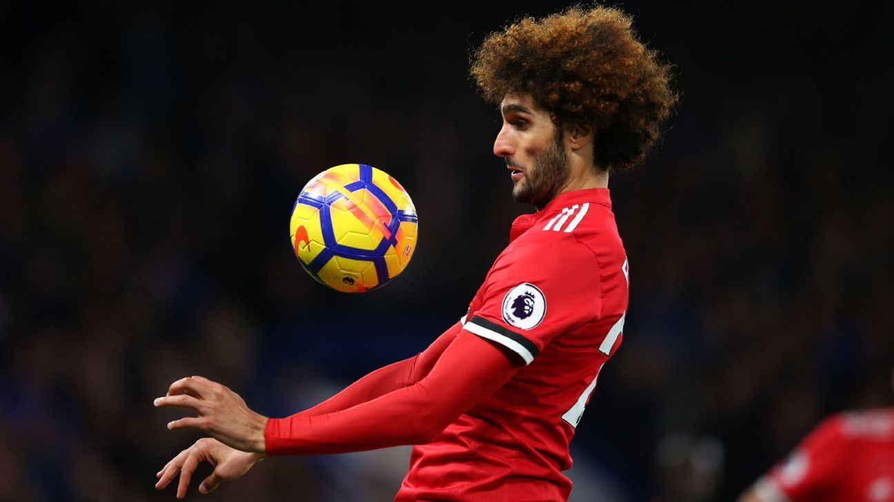 Fellaini still has offer on table from Man United