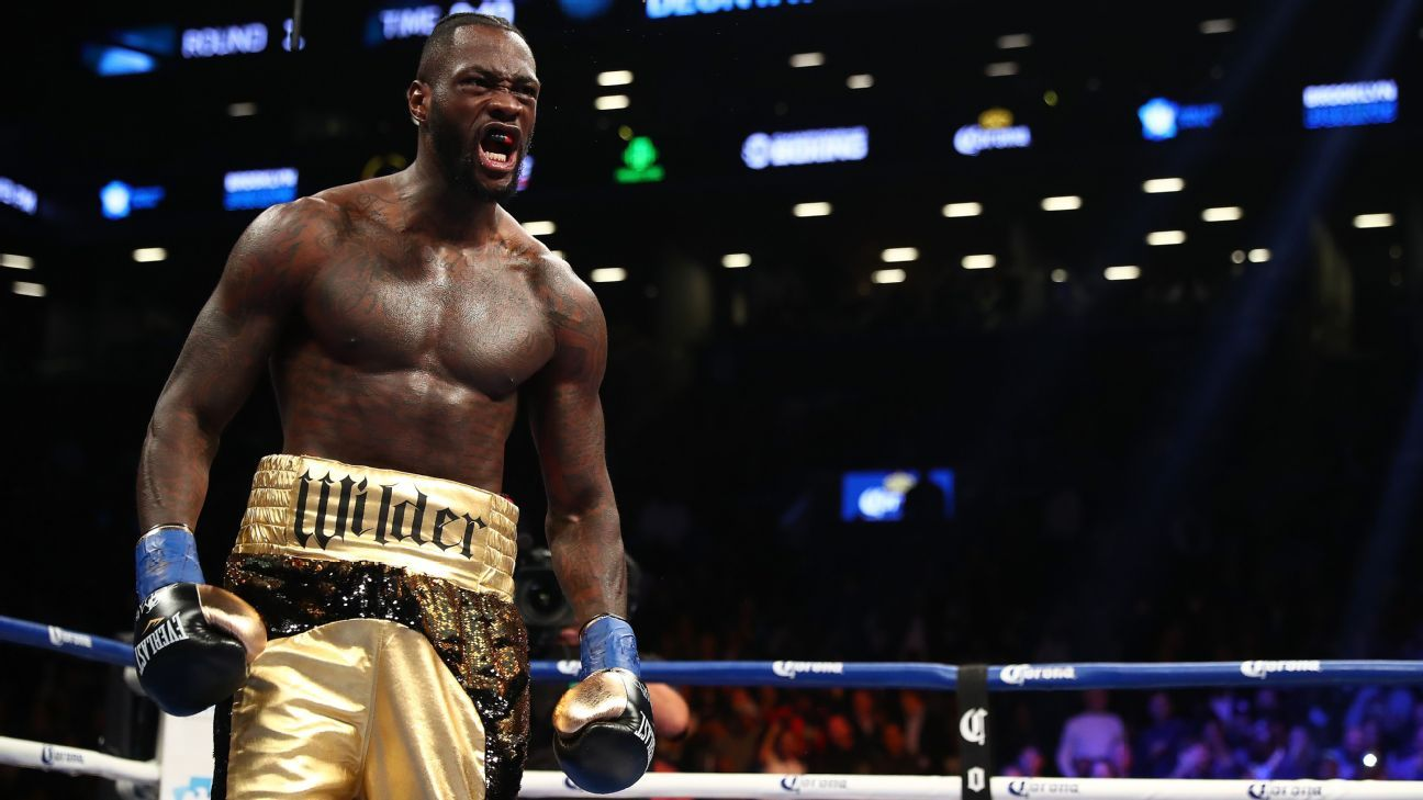 Wilder accepts terms to fight with Joshua in U.K.