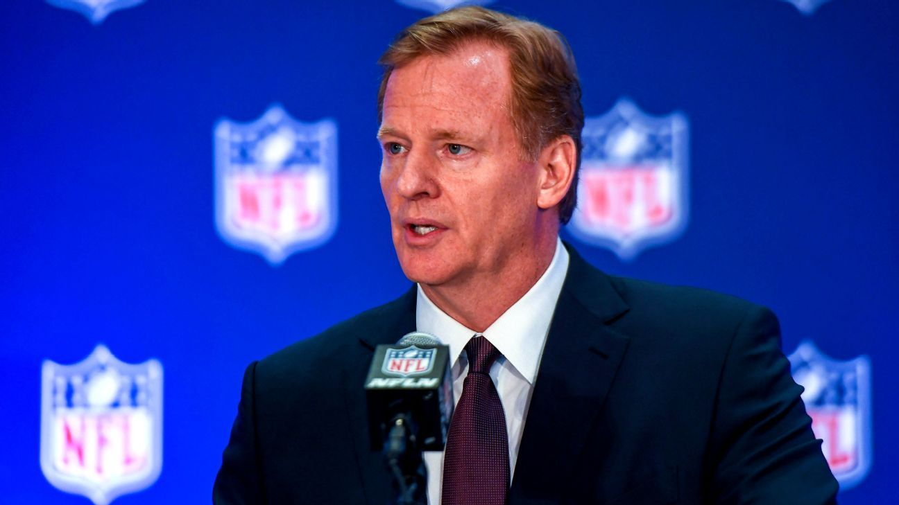Players to Goodell: We'd like a jet, lifetime insurance and $50 million, too - NFL Nation- ESPN