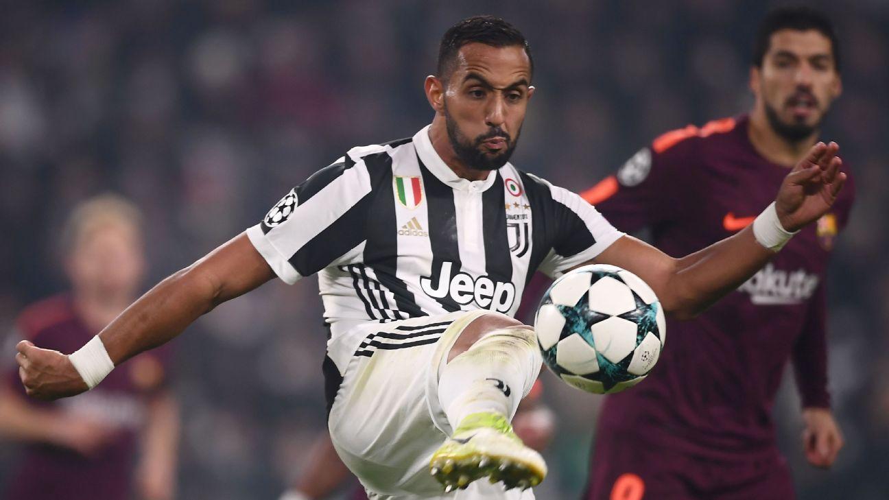 Medhi Benatia excels at the back for Juventus Juan Cuadrado stumbles