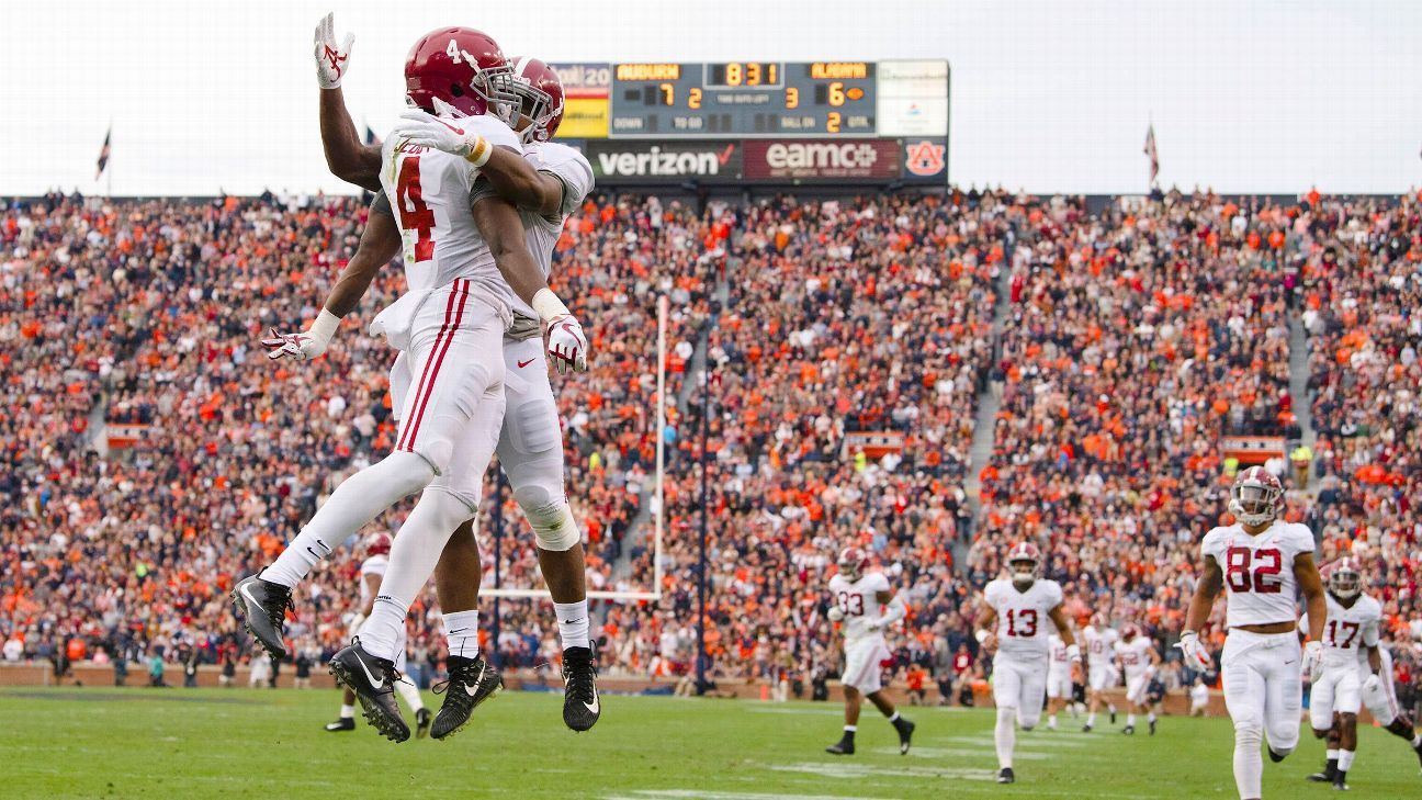 What would a 64-team college football bracket look like for 2018?