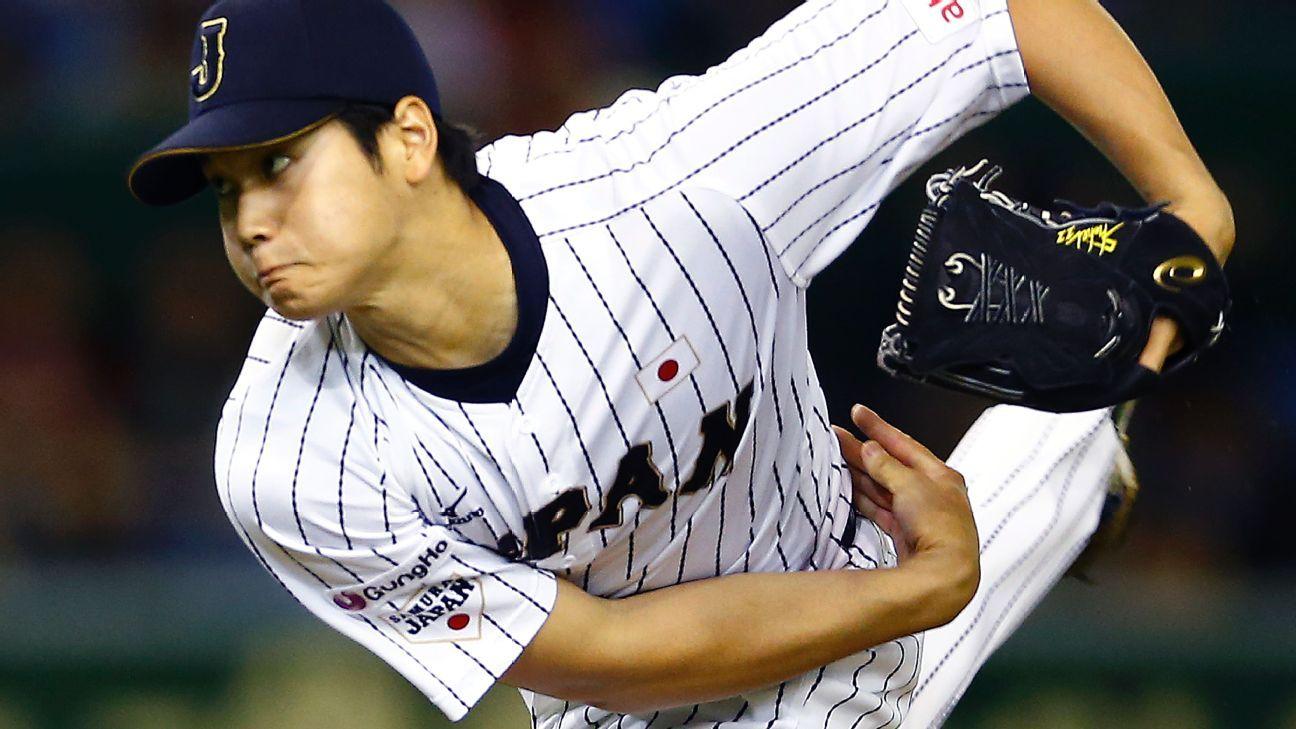 9f32882285c How will New York Yankees lure Shohei Ohtani to the Bronx  - Yankees Blog-  ESPN
