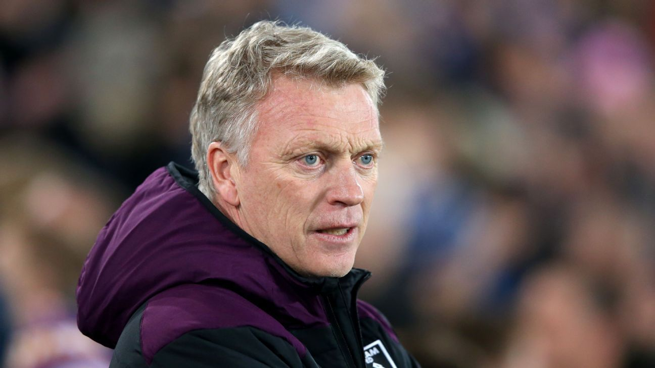 Moyes leaves West Ham after deal expires