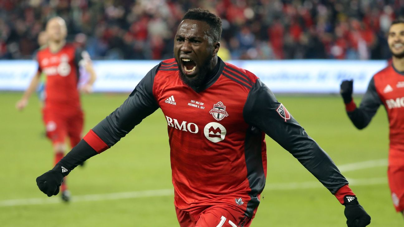 the latest aaf1c 2f5ae ... Toronto FC and U.S. star Jozy Altidore attracting attention from Serie  A and Ligue ...