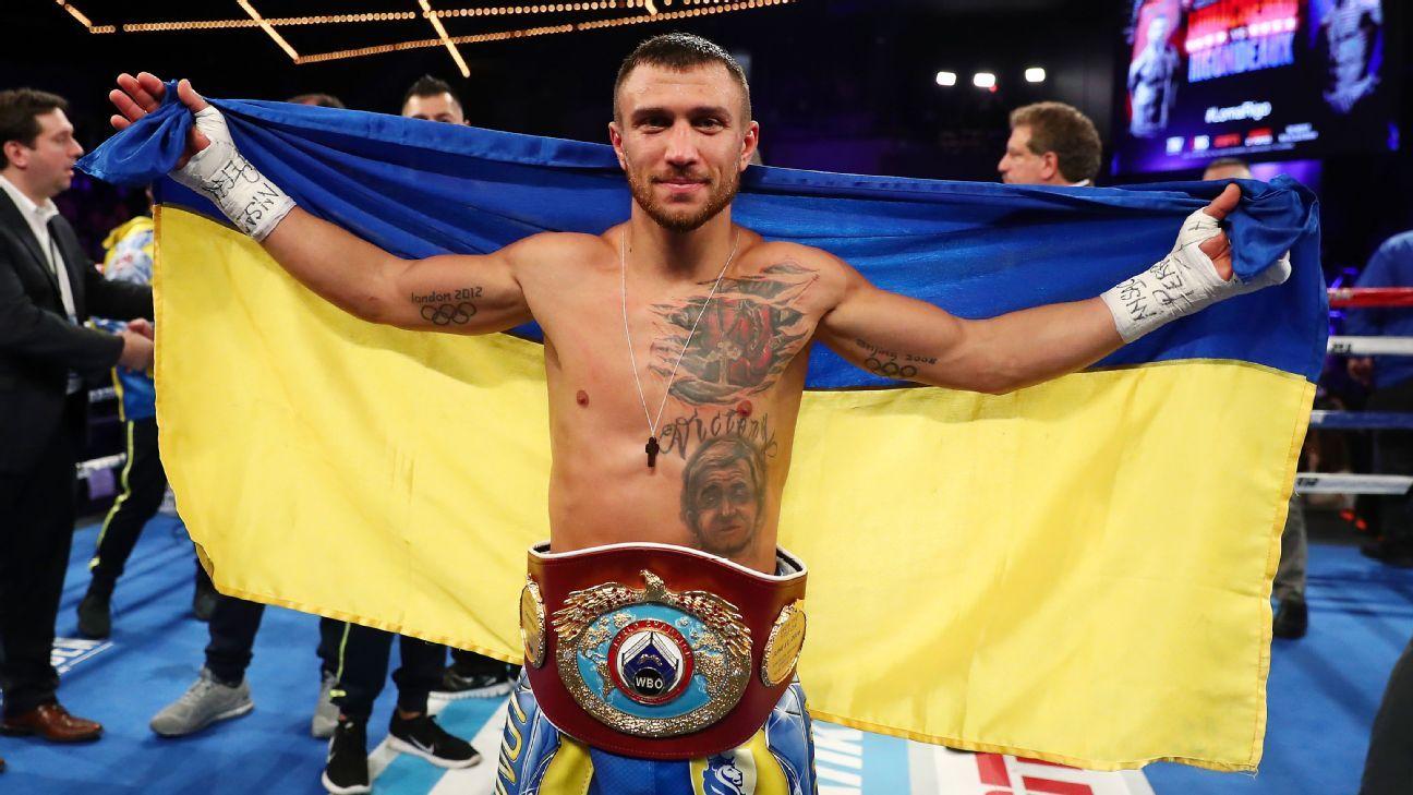 Who should Vasiliy Lomachenko fight next?