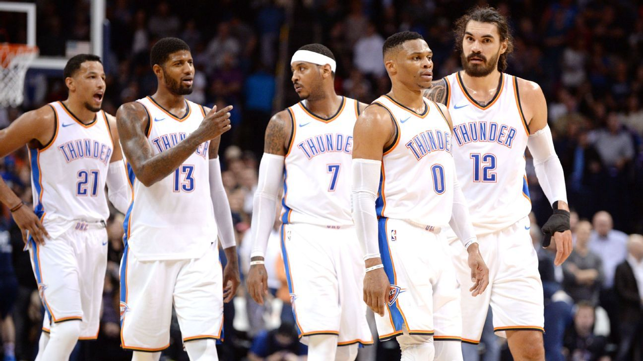 NBA -- Is time running out on the Oklahoma City Thunder's ...