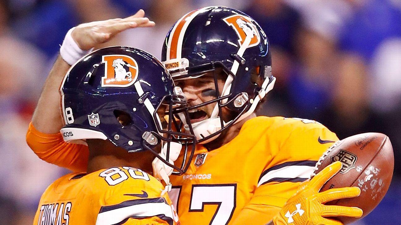 Even when they win, Broncos can't escape quarterback question