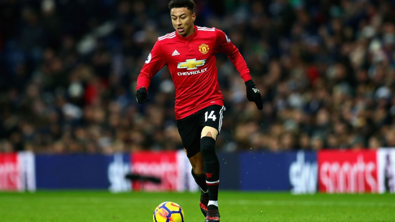 Jesse Lingard Welcomes Alexis Sanchez To Manchester United