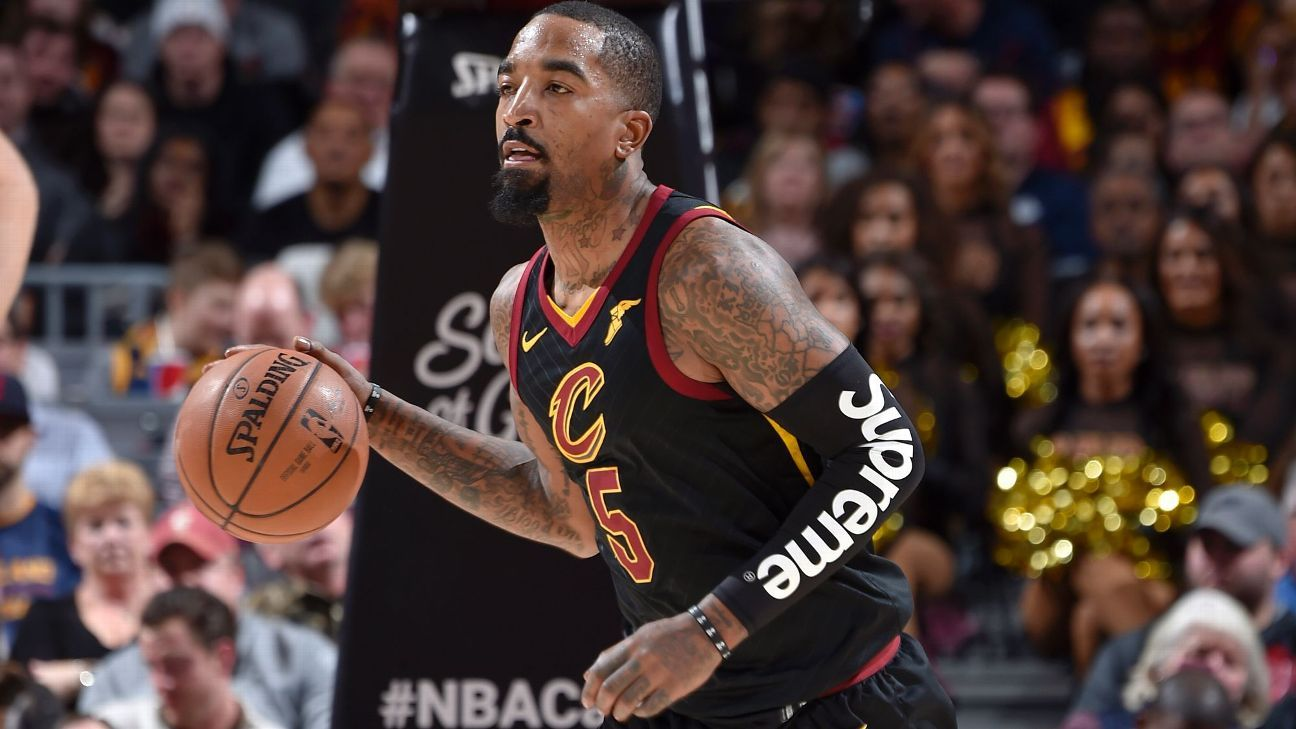 Cleveland Cavaliers' JR Smith earned suspension for throwing bowl of soup at assistant coach Damon Jones ...