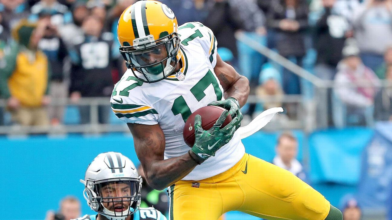 Green Bay Packers Look For Other Options To Replace Jordy Nelson Green Bay Packers Blog Espn