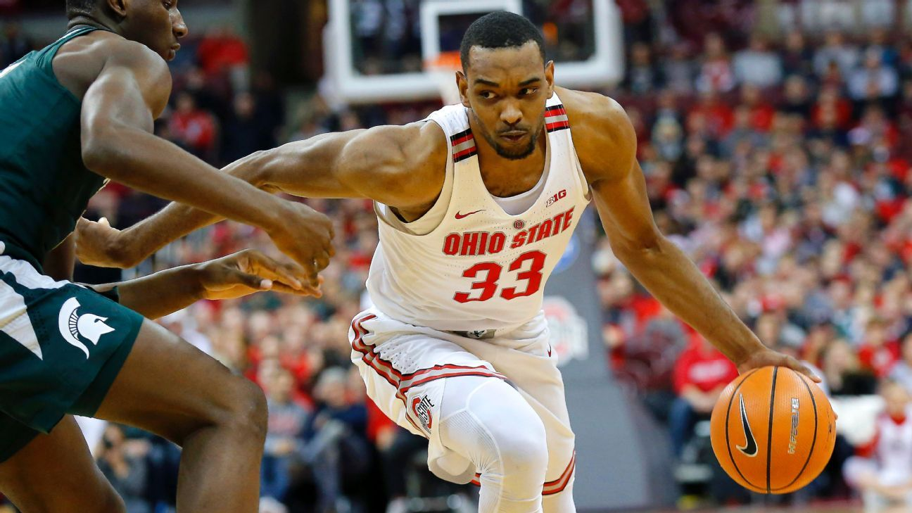 2018 Ncaa Tournament Bracket Projections Ohio State