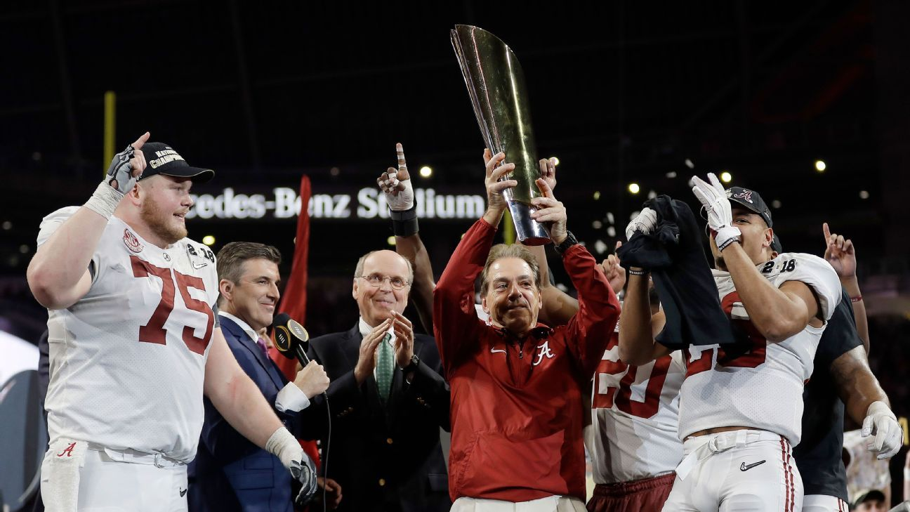 Title win puts exclamation point on Bama's decade of dominance