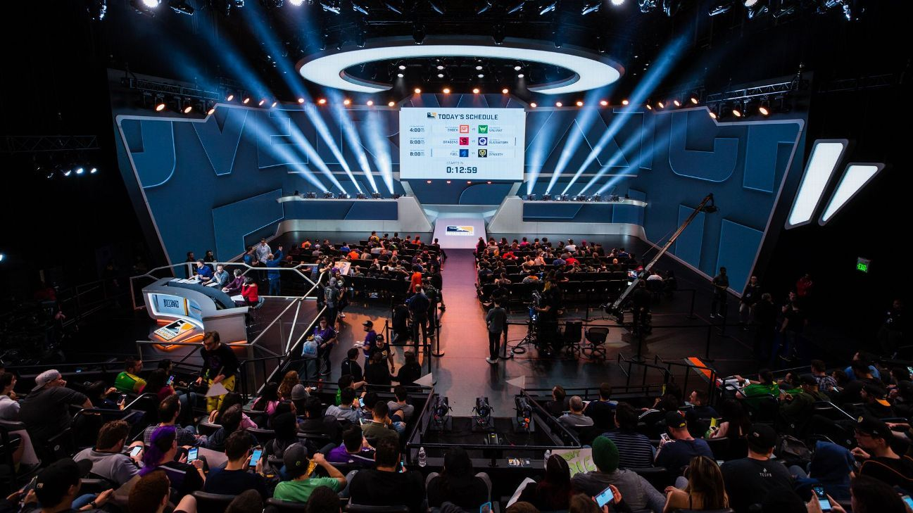 Blizzard delivers big with Overwatch League opener
