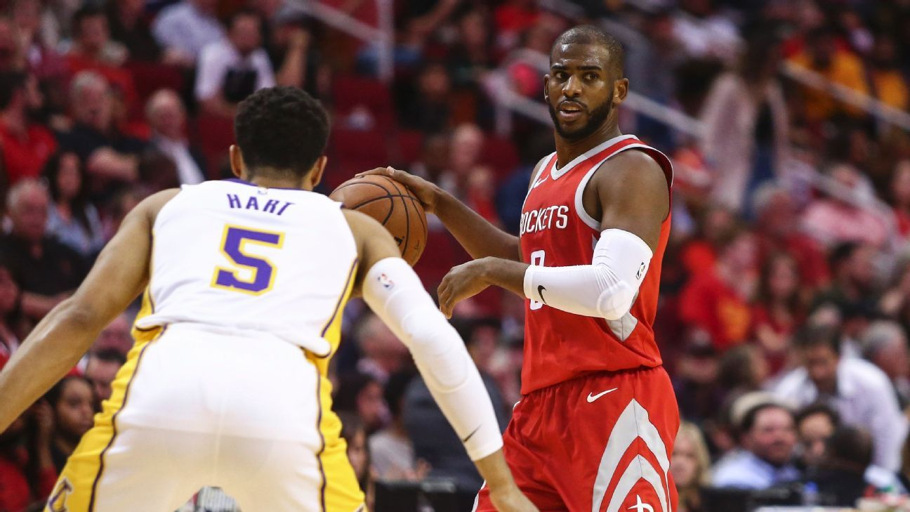 Chris Paul and the pursuit of passing perfection