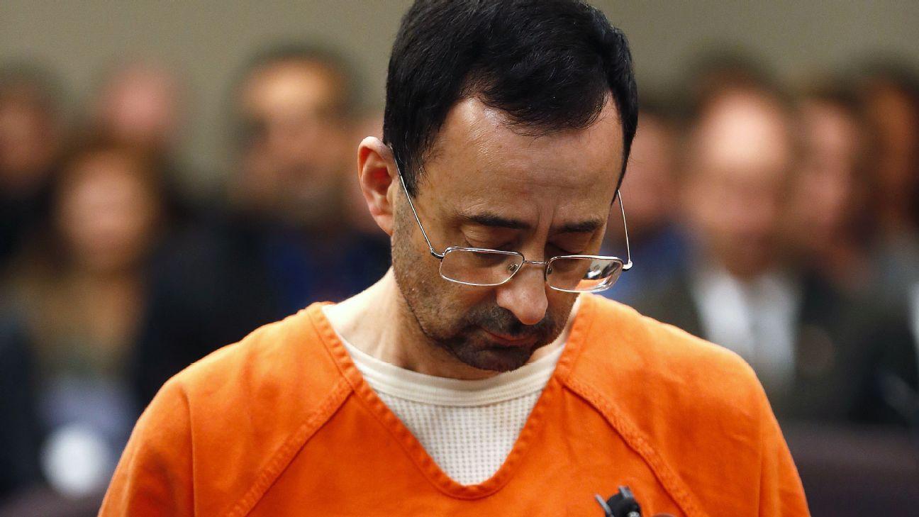 Victims begin statements at Nassar sentencing