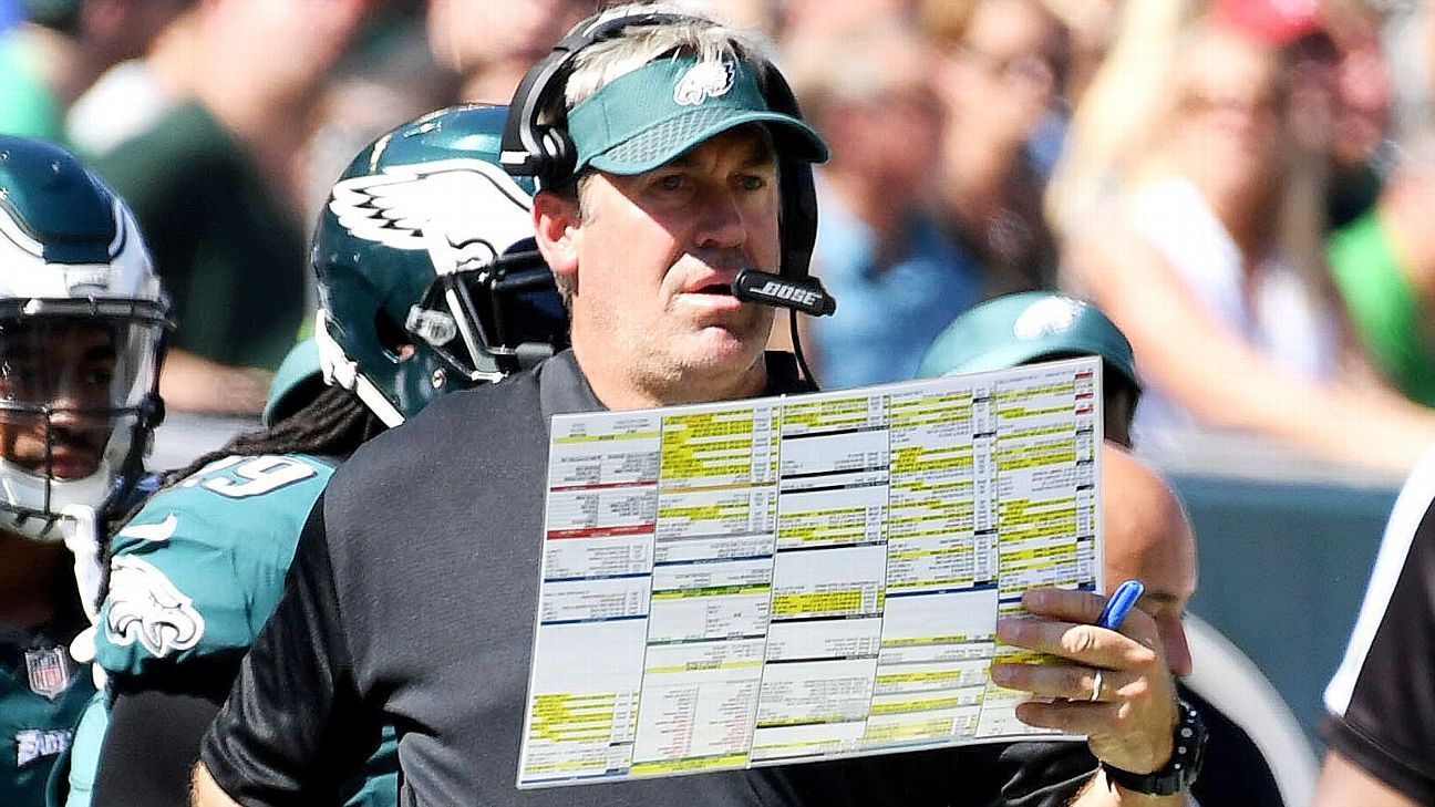 Eagles' secret weapon? An analytics-fueled attack