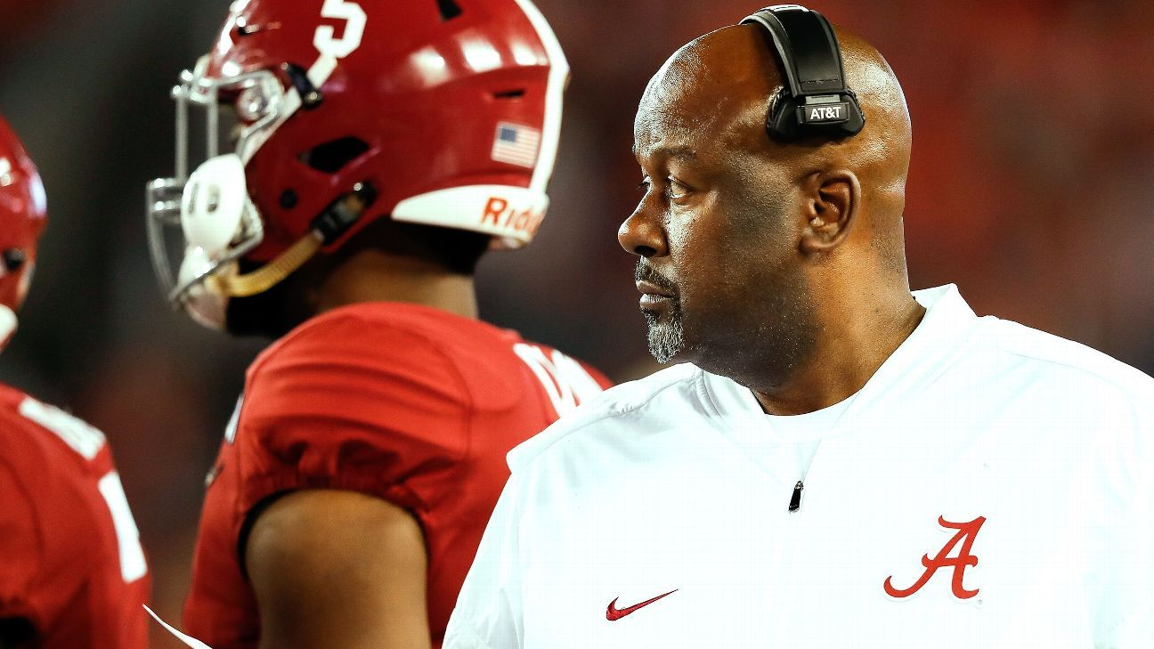 Sources: Alabama promotes Locksley to OC