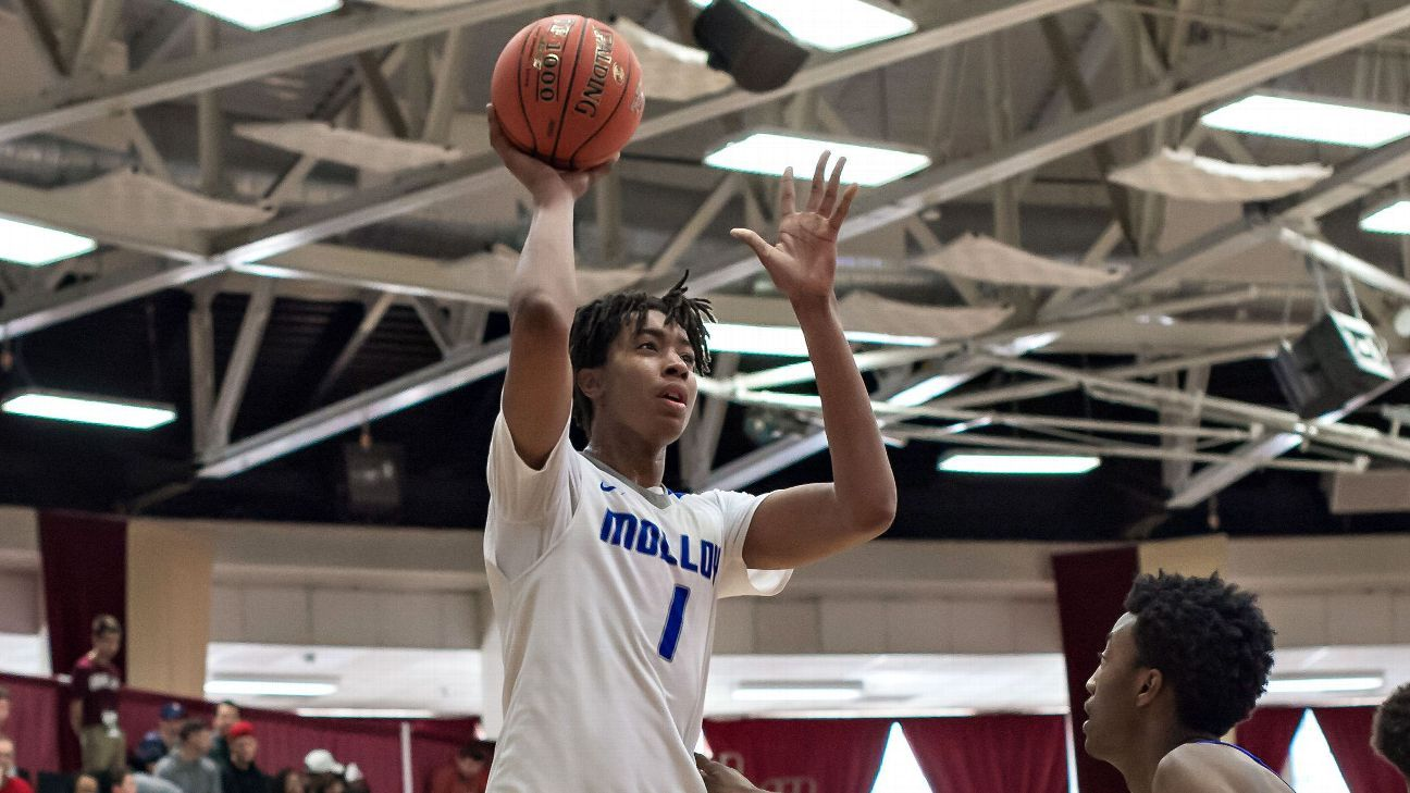 Five-star basketball recruit Moses Brown commits to UCLA over Florida State and Maryland