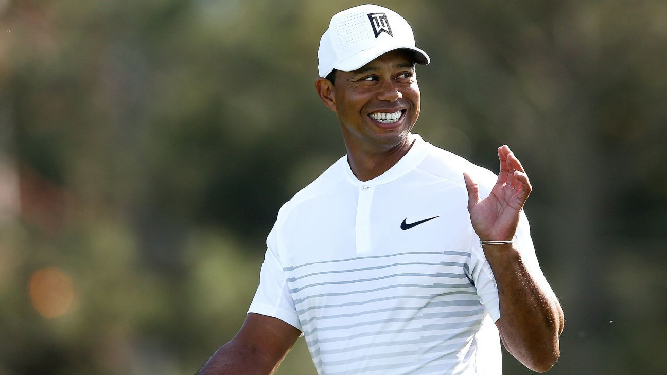 tiger woods return successful but questions pga tour espn golf