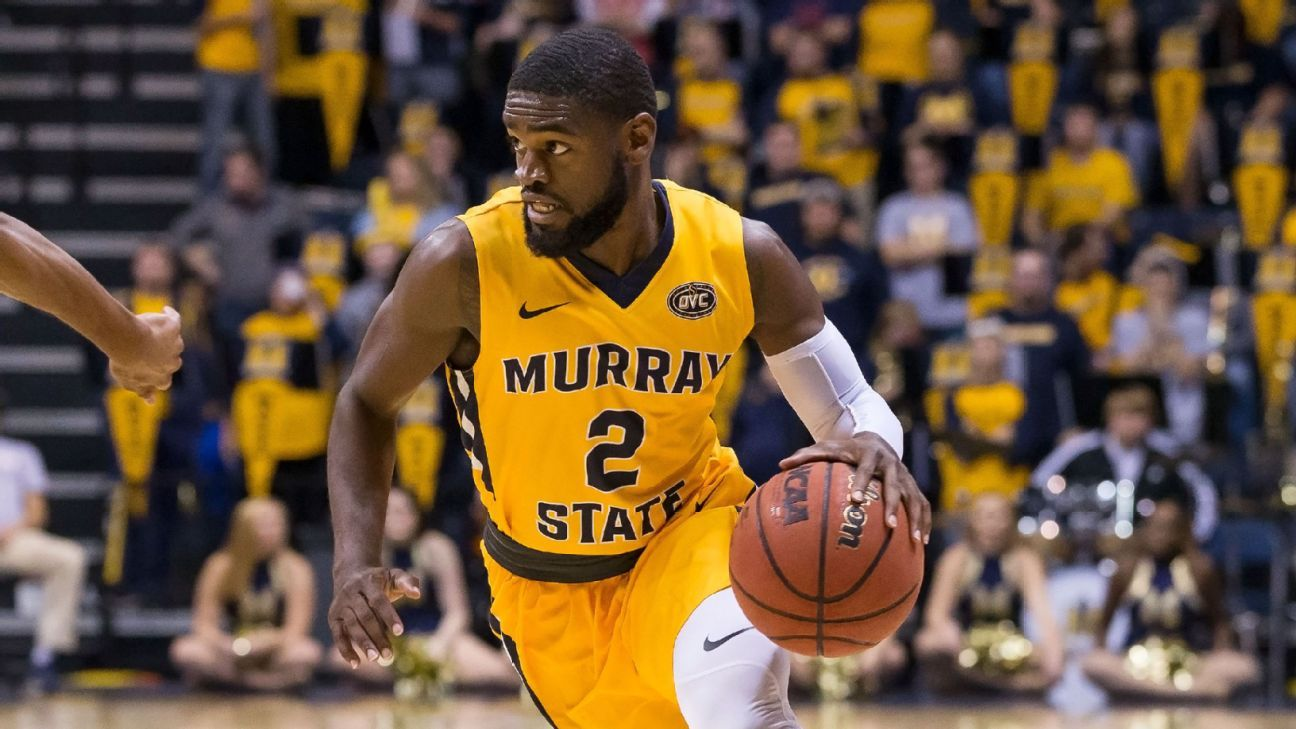 2018 NCAA Tournament Bracket Projections -- Murray State Racers