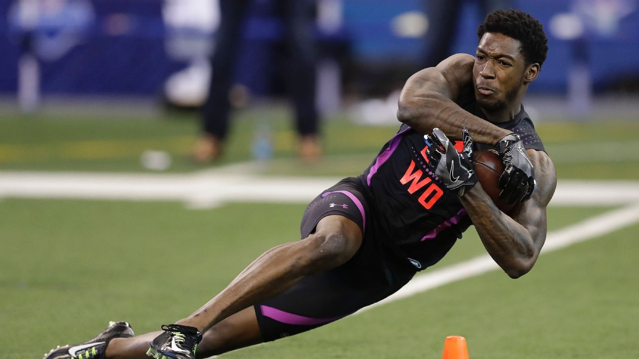 NFL - Mike Clay's rookie wide receiver fantasy football ...