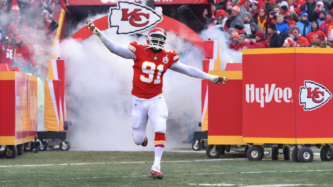 The Chiefs should be able to make repairs to their defense now. It'll be a disappointment if parting ways with their veterans turns out to be in vain.