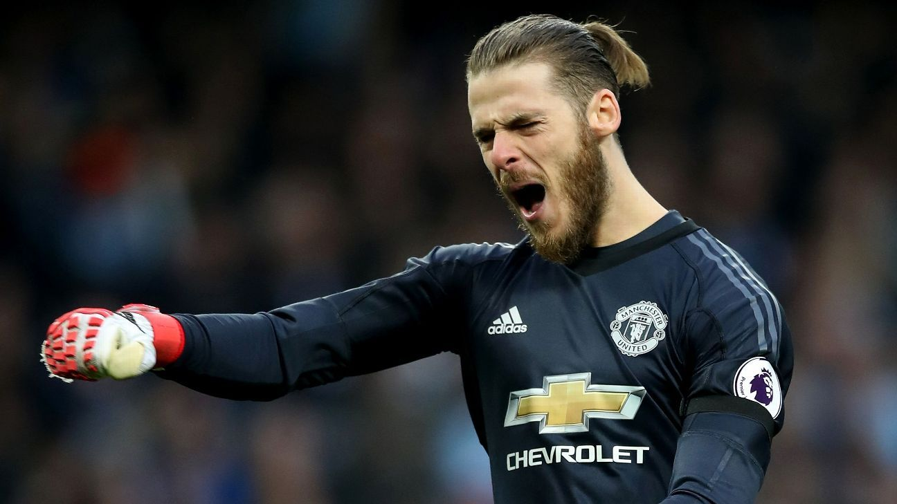 Fans will keep De Gea at Man United - Herrera