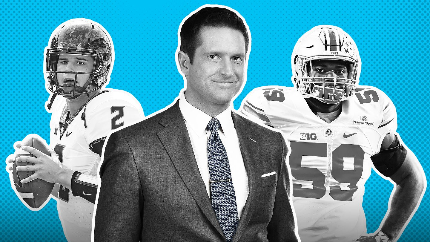 Perfect 2018 NFL mock draft for all 32 teams - Todd McShay ...