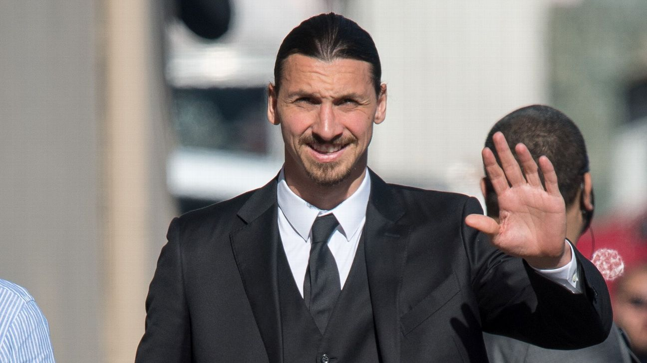 Zlatan Ibrahimovic on Sweden return: 'A World Cup without me wouldn't be a World Cup'