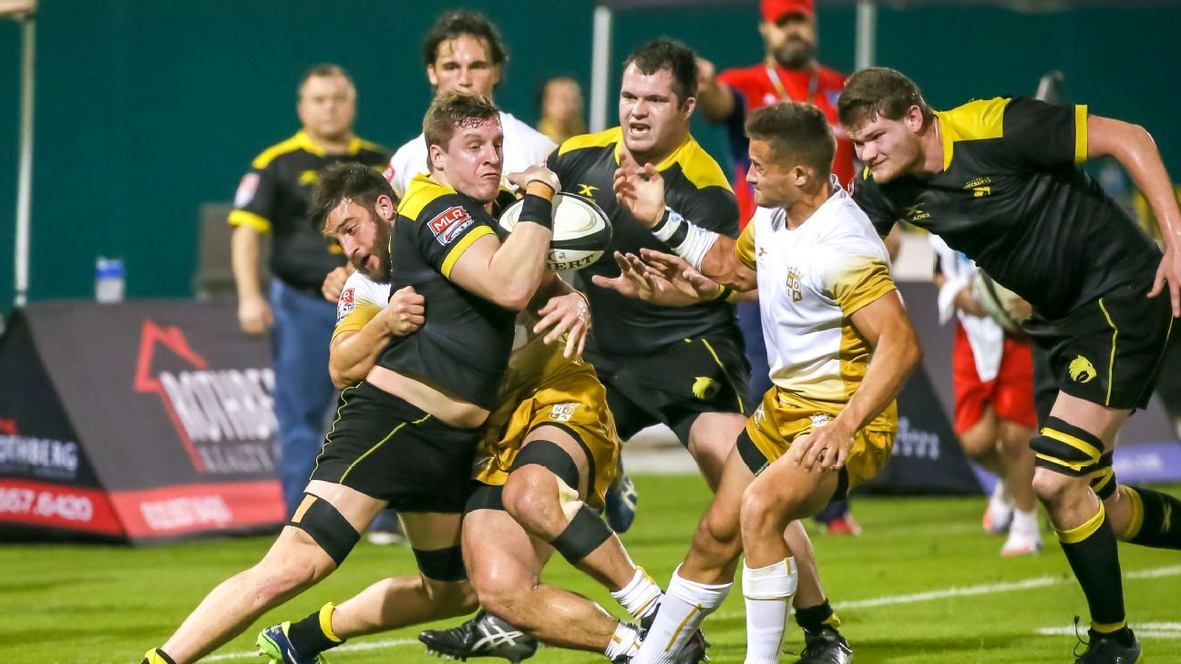 Major League Rugby - All you need to know about U.S. rugby ...