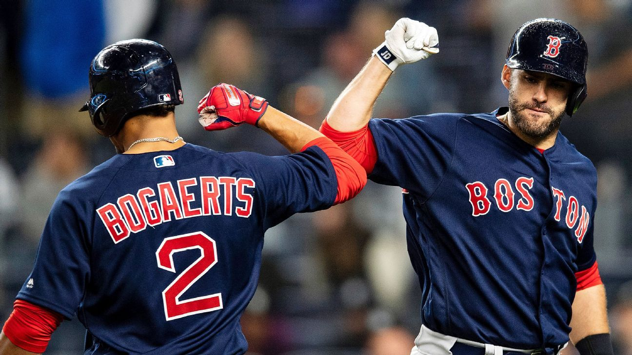 After one splashy offseason move, the Sox have gone from good to an all-time-great team. We break down how much of the rise can be credited to Boston's new slugger.