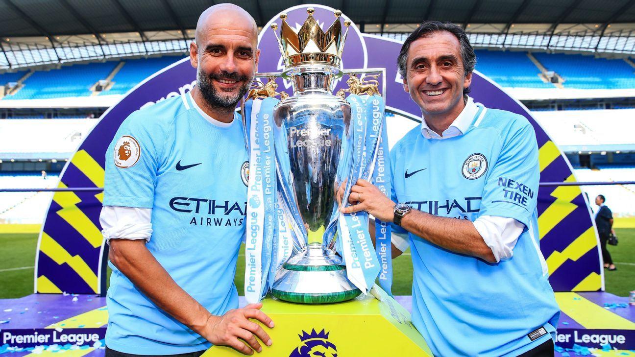 Man City can emulate Barca dominance - Sagna