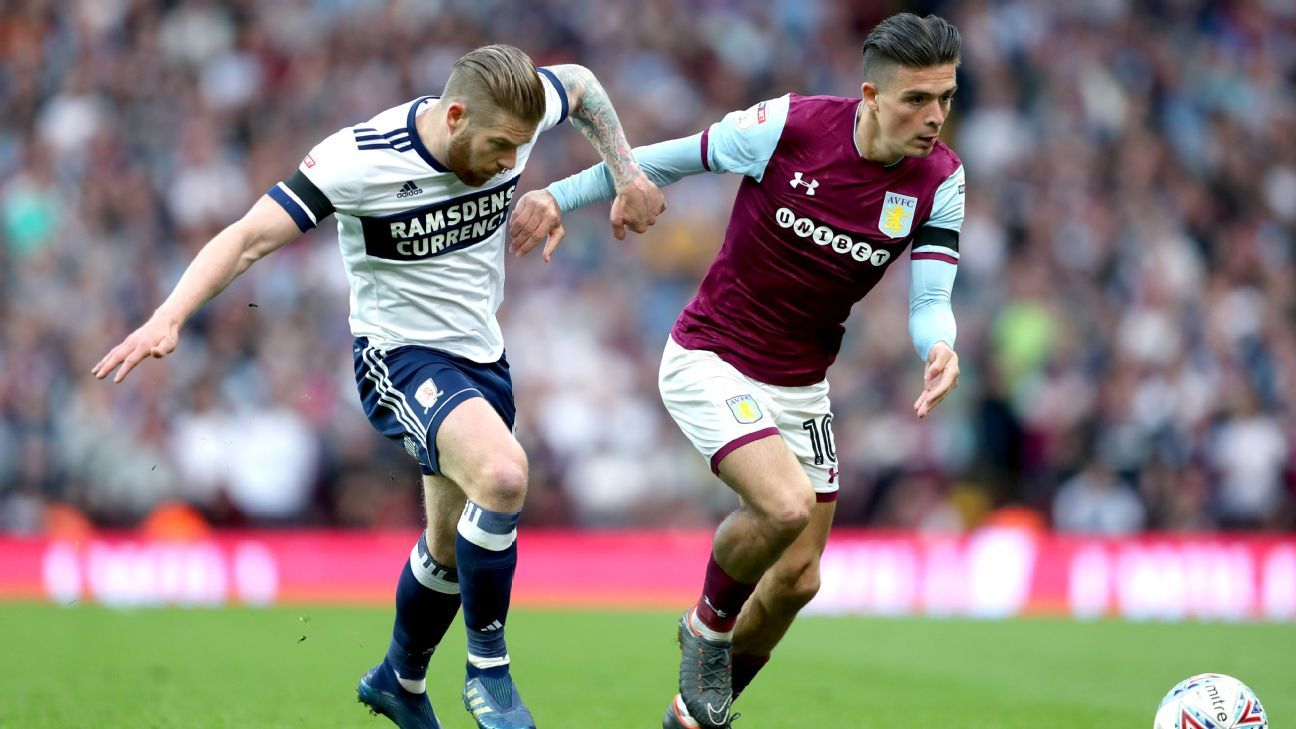 Tottenham lead chase for Grealish - sources