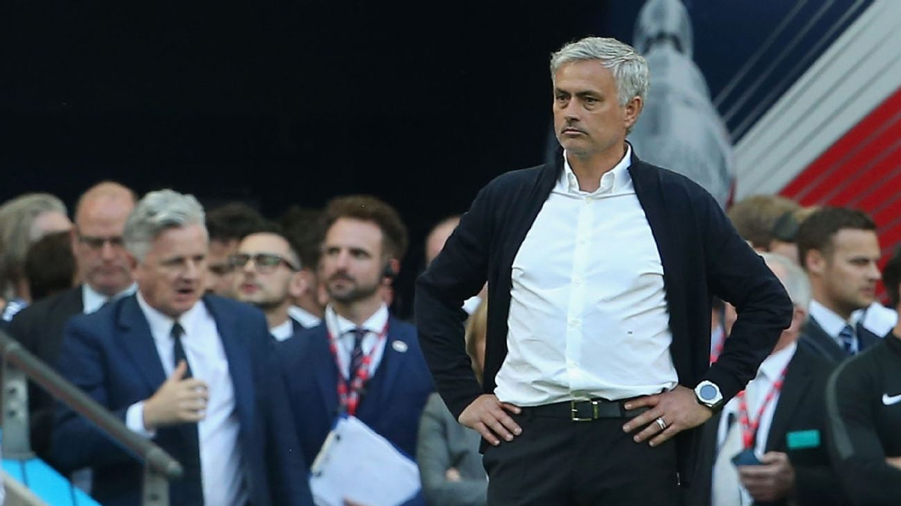 Mourinho deleted Instagram before final - sources