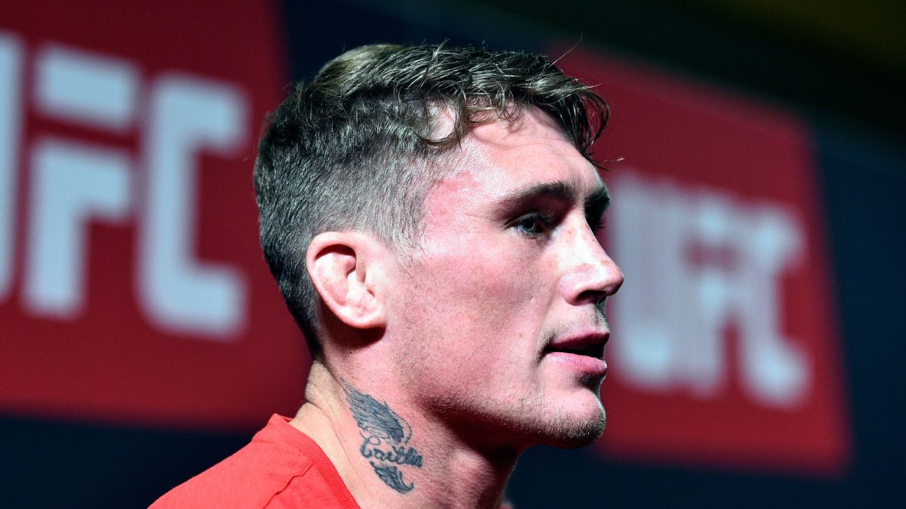 Darren Till Insists He Doesnt Want To Be Like Ufc Star Connor Mcgregor