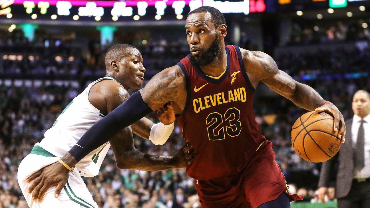 Boston Celtics vs Cleveland Cavaliers 5-on-5 debate - LeBron James, Jayson Tatum and more