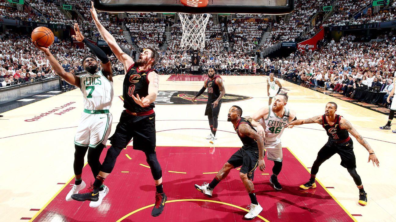 Boston Celtics prepare for a