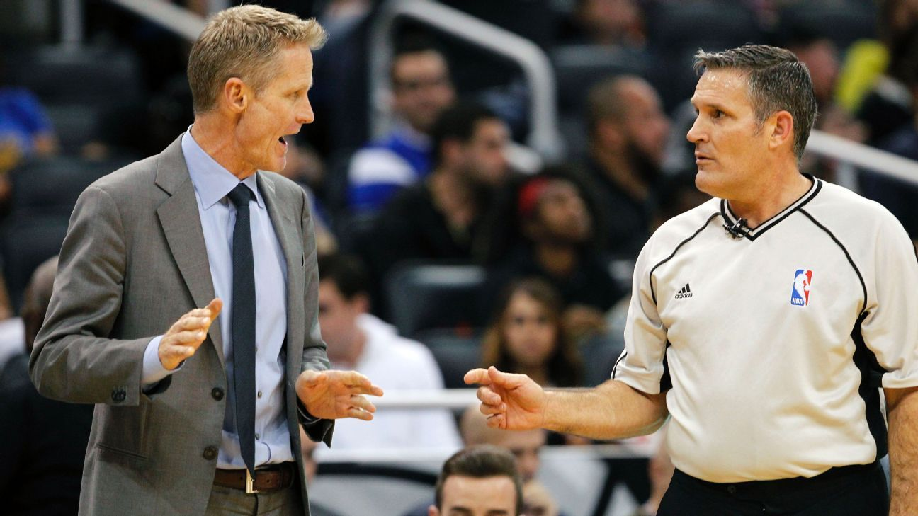 Sources: NBA to test coach