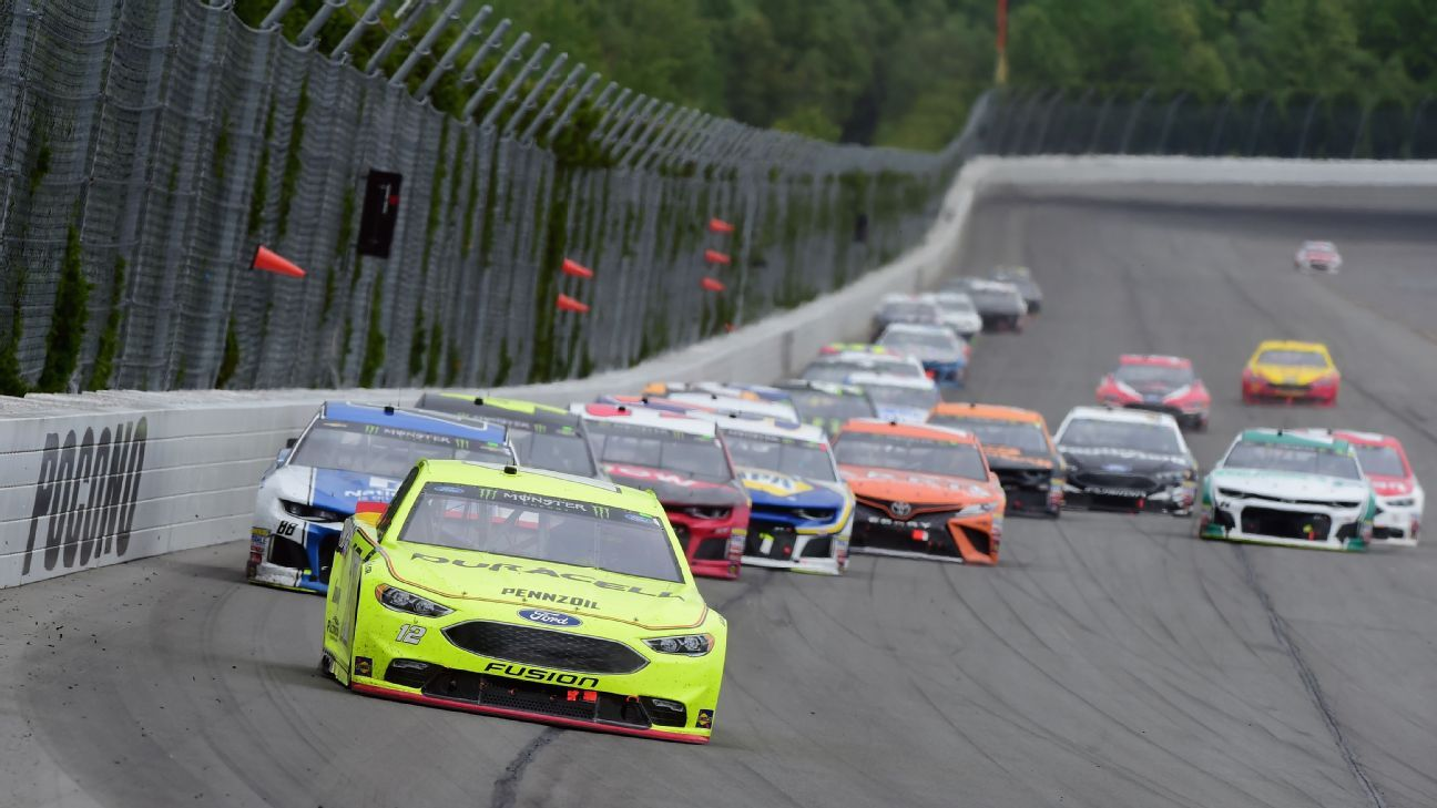Roundtable: Should NASCAR use All-Star aero package elsewhere?