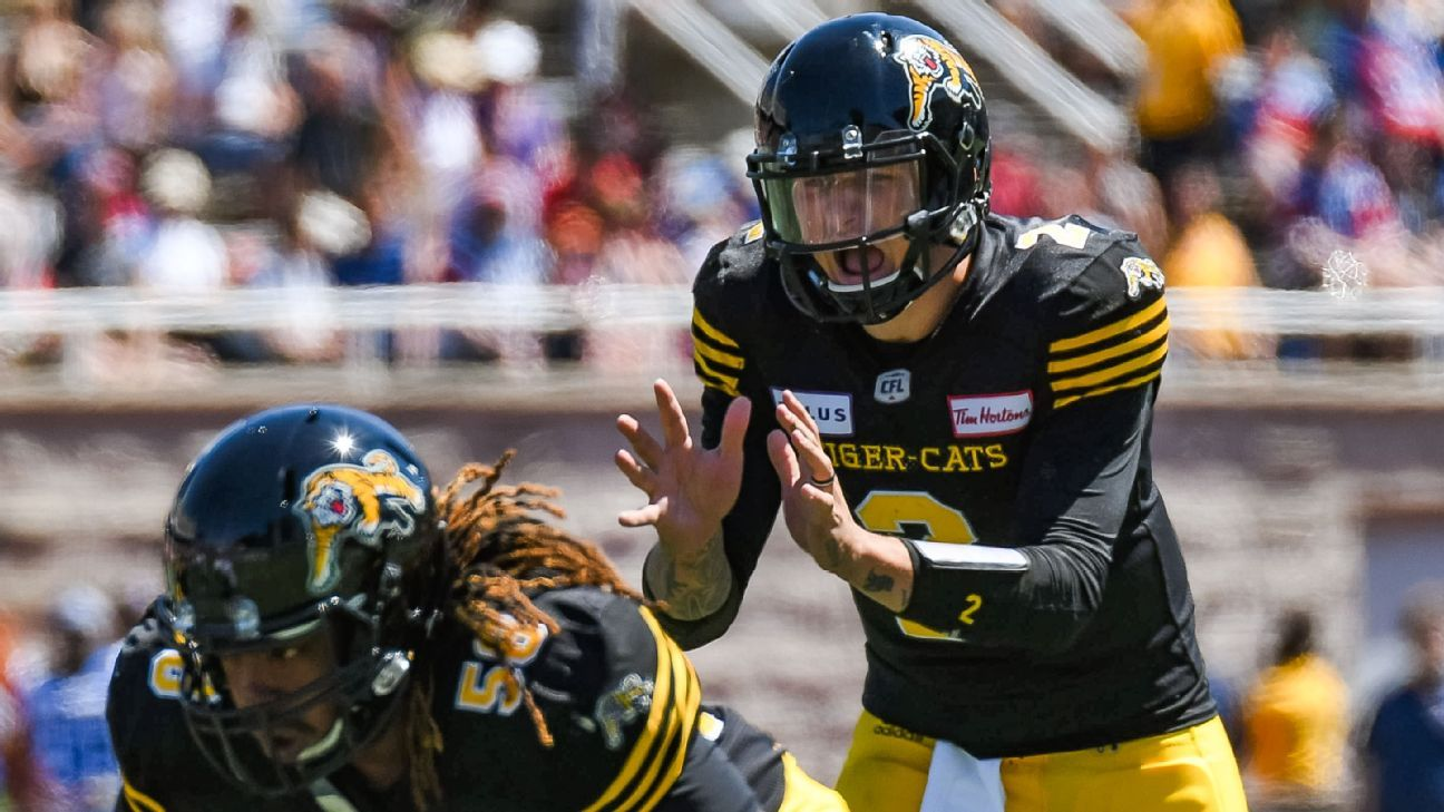 Manziel finishes CFL preseason on a high note