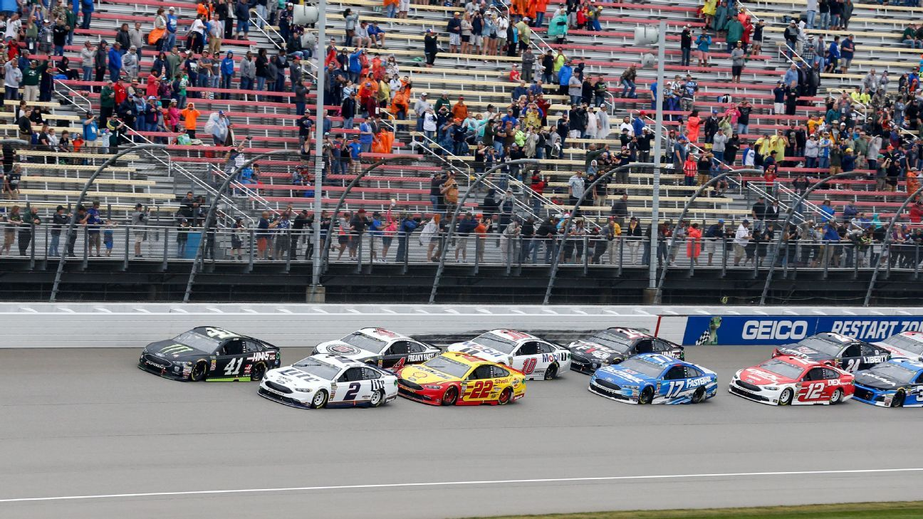 Attendance at Michigan should send message to NASCAR