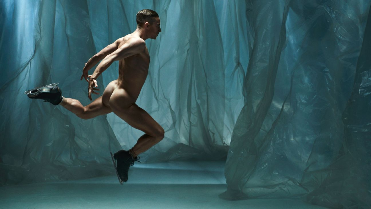 Figure skater Adam Rippon on coming out and competing at the highest level -- Body Issue 2018