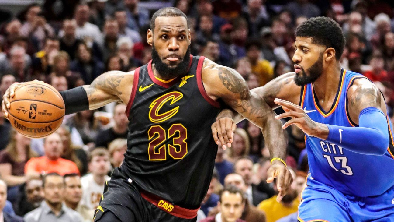 Sources: LeBron doesn't want recruiting circus
